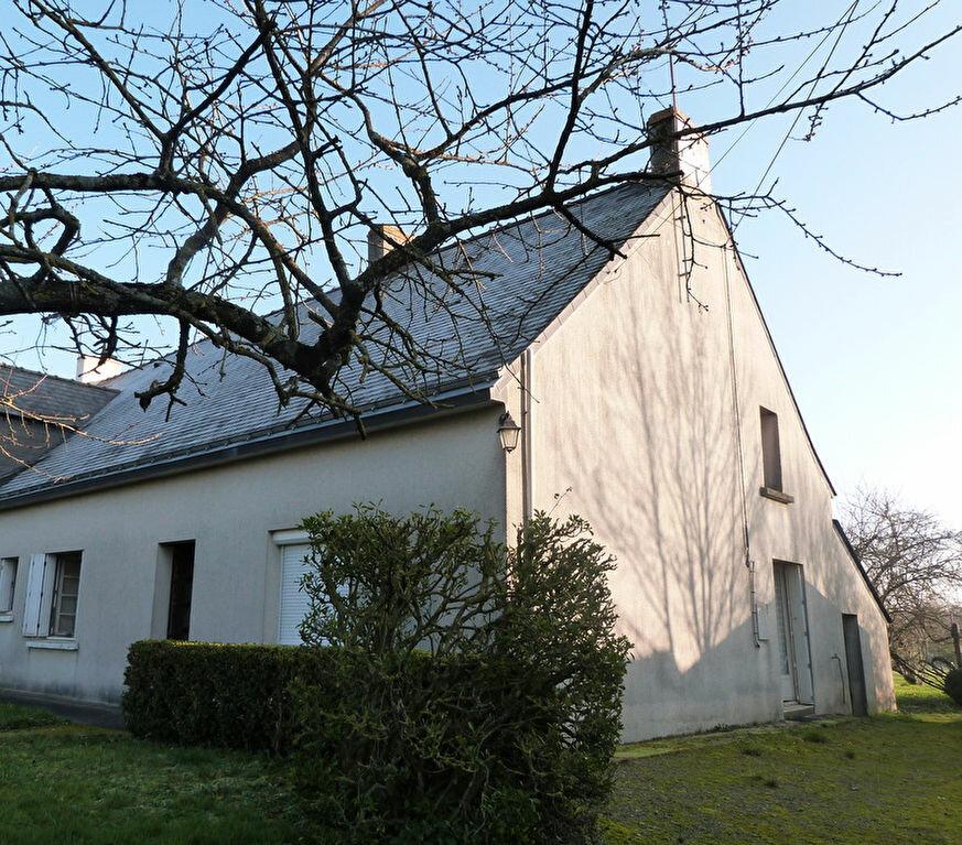 Maison à vendre 5 89m2 à Erbray vignette-1