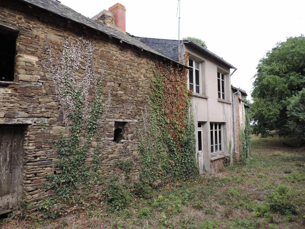 Maison à vendre 7 250m2 à Ercé-en-Lamée vignette-1