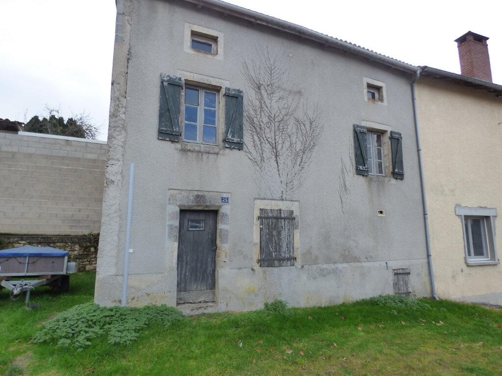 Maison à vendre 2 60m2 à Nantiat vignette-1