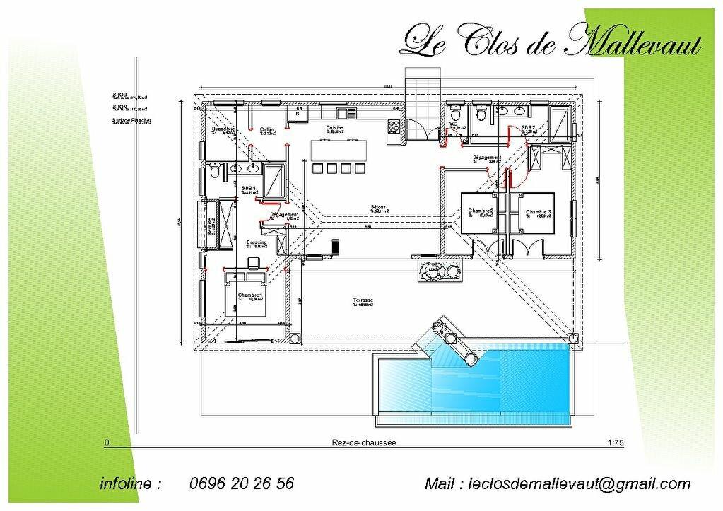 Maison à vendre 4 113.55m2 à Le Vauclin vignette-2