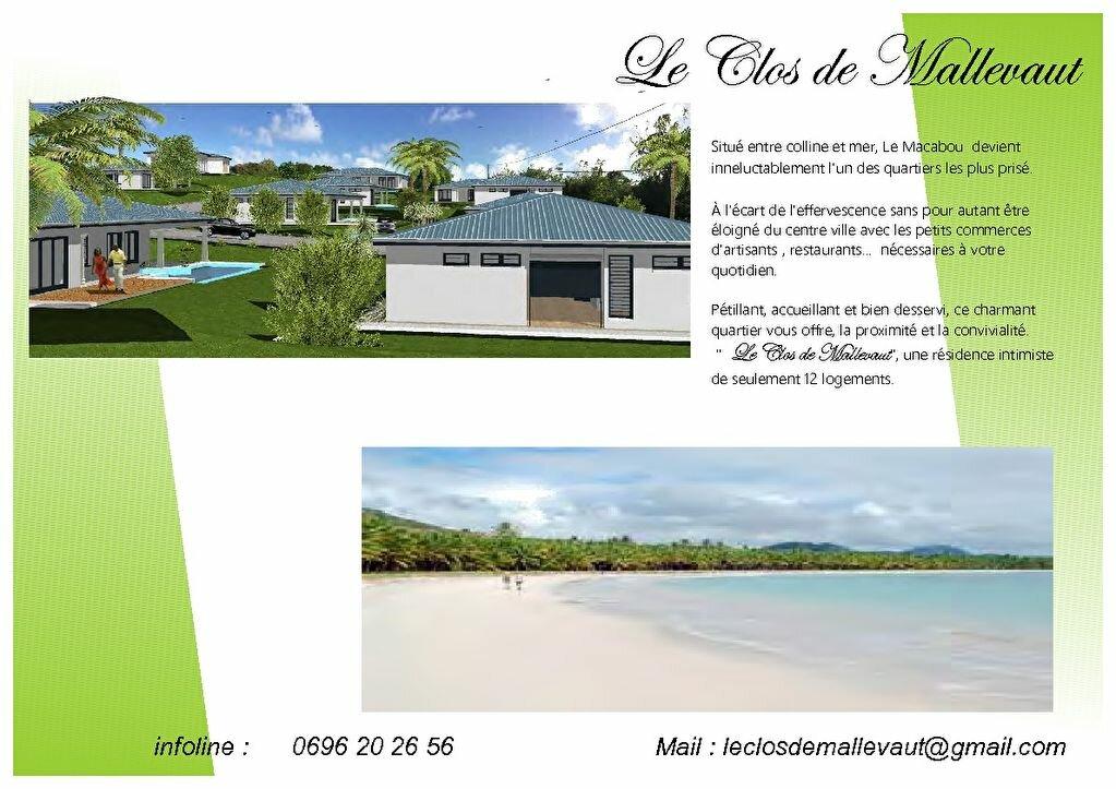 Maison à vendre 4 113.55m2 à Le Vauclin vignette-11