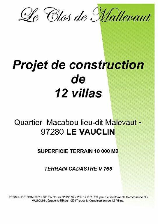 Maison à vendre 4 113.55m2 à Le Vauclin vignette-4