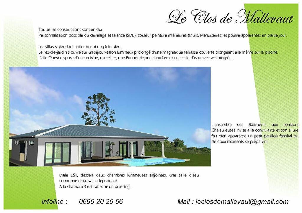 Maison à vendre 4 113.55m2 à Le Vauclin vignette-12