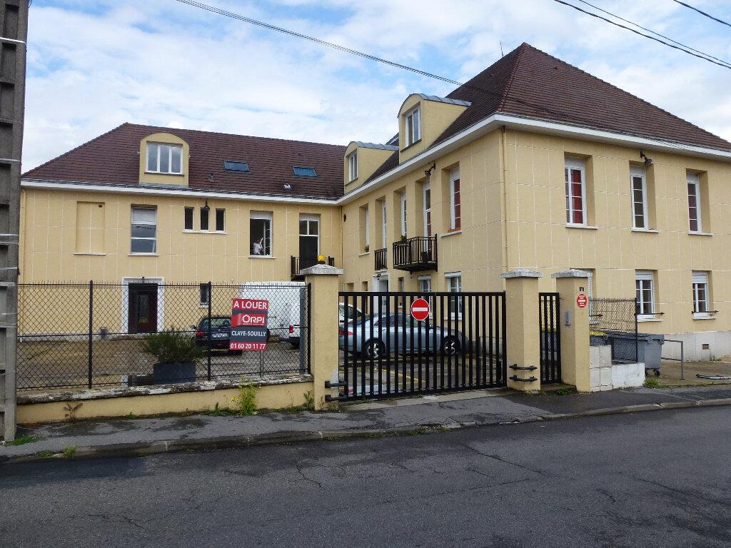 Appartement à louer 2 41.86m2 à Claye-Souilly vignette-1