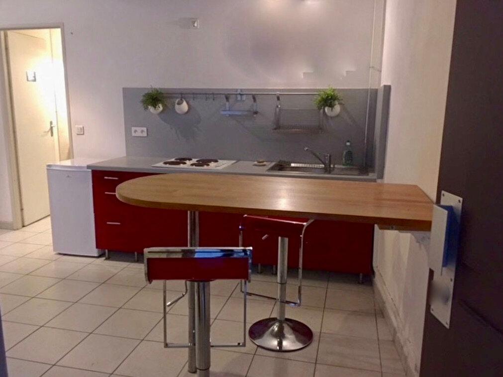 Appartement à vendre 1 31.12m2 à Lyon 1 vignette-2