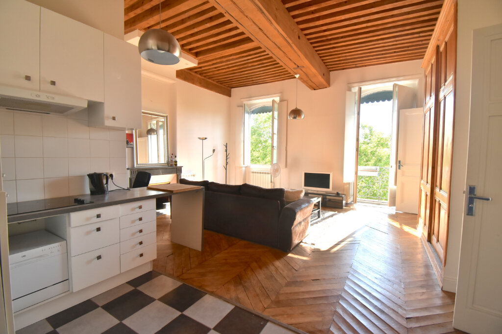 Appartement à louer 2 60.4m2 à Lyon 1 vignette-4