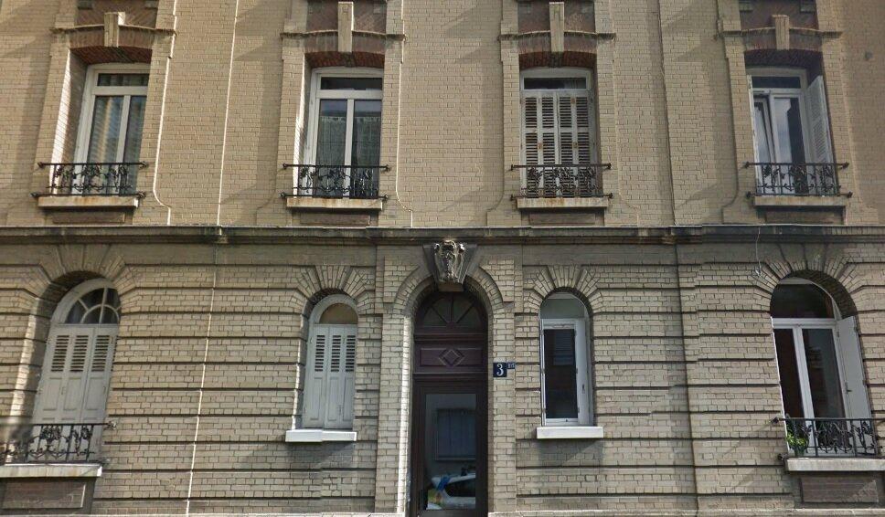 Appartement à louer 2 37.75m2 à Le Havre vignette-1