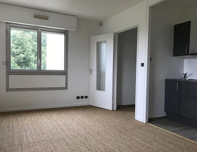 Appartement à louer 1 25m2 à Sainte-Adresse vignette-1