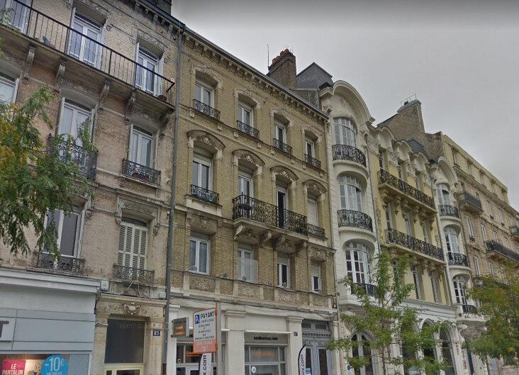 Appartement à louer 2 45m2 à Le Havre vignette-1