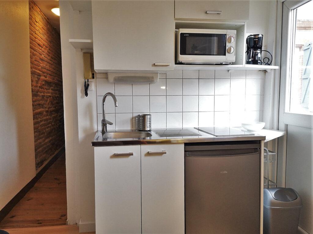 Appartement à louer 1 12m2 à Toulouse vignette-3