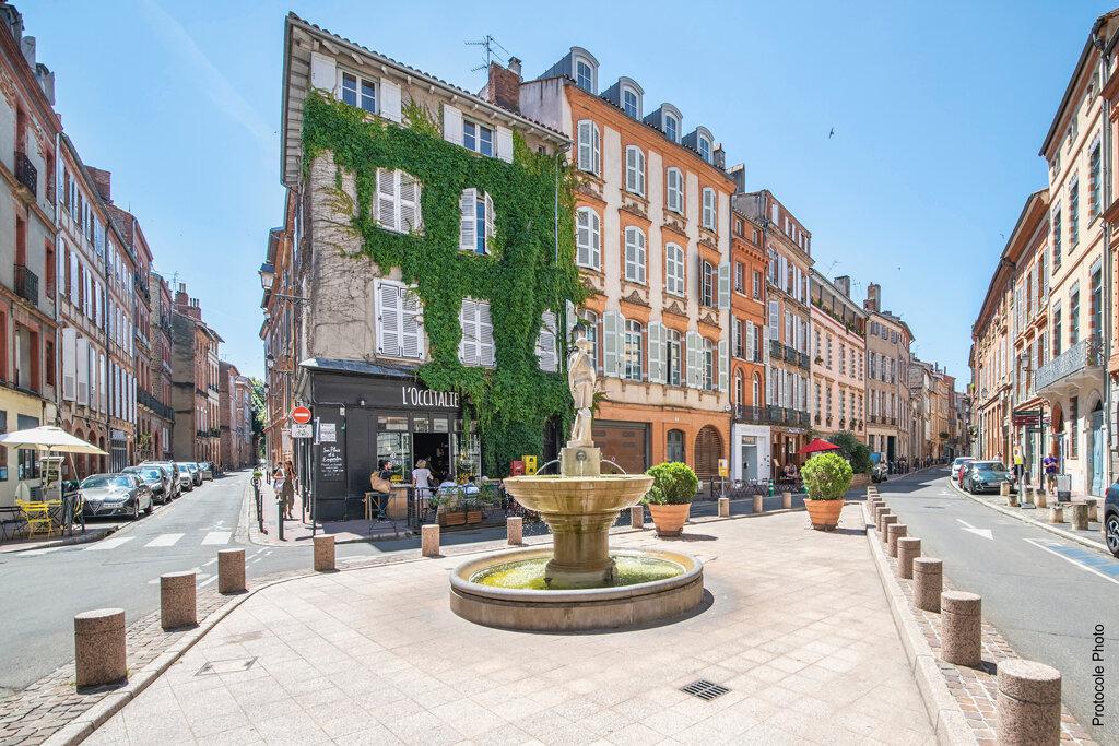 Appartement à louer 3 59.1m2 à Toulouse vignette-1