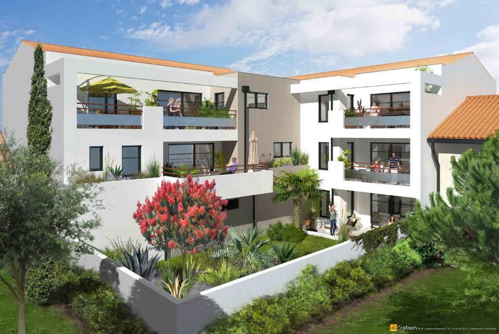 Appartement à vendre 3 72.3m2 à La Rochelle vignette-1