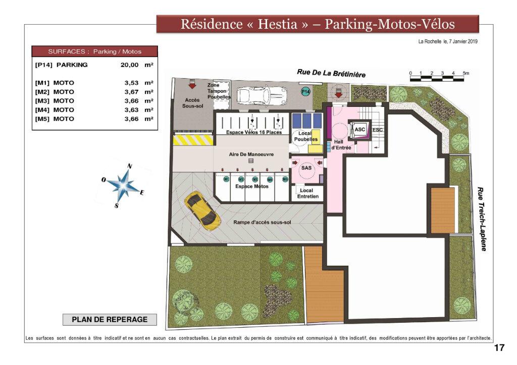 Appartement à vendre 3 72.3m2 à La Rochelle vignette-7