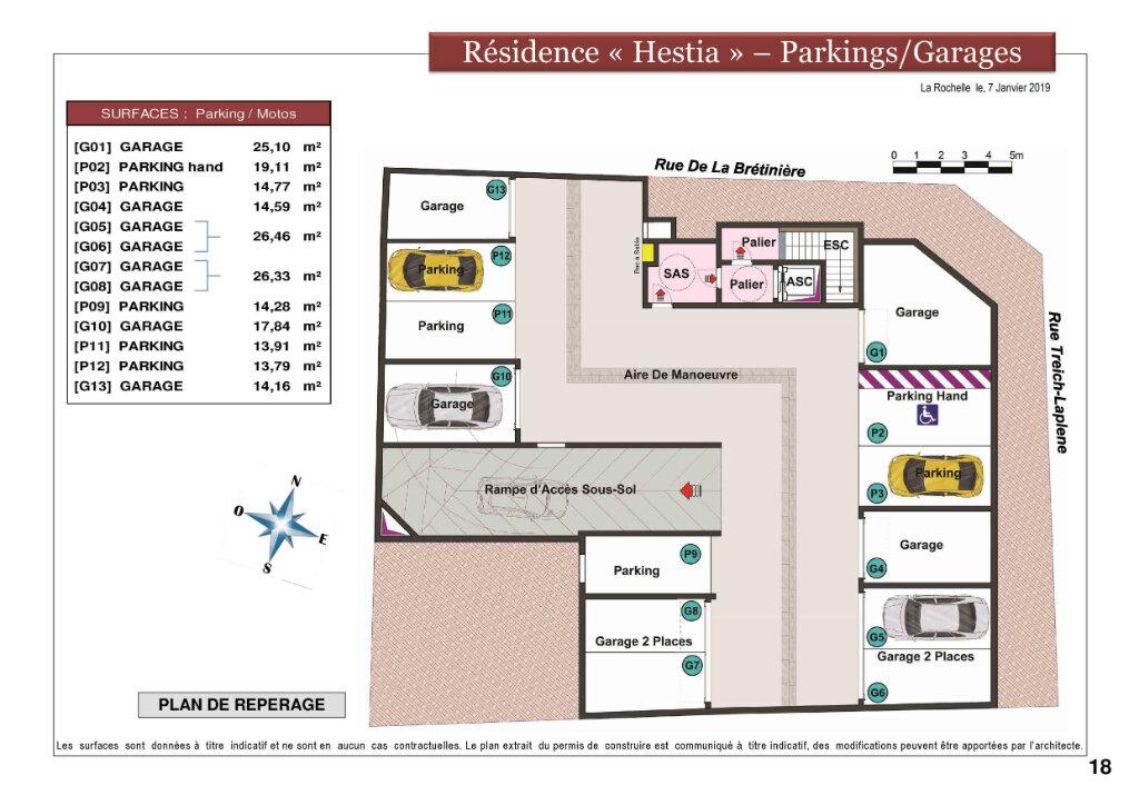 Appartement à vendre 3 72.3m2 à La Rochelle vignette-8