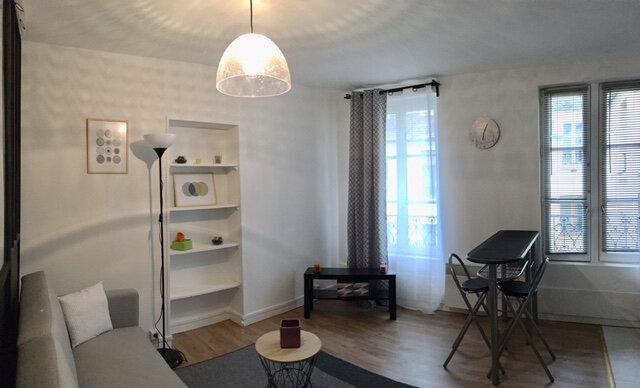 Appartement à louer 1 25.83m2 à Aubervilliers vignette-1