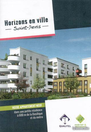 Appartement à vendre 3 66m2 à Saint-Denis vignette-1
