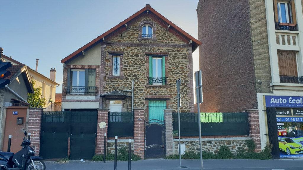 Appartement à louer 1 10m2 à Pierrefitte-sur-Seine vignette-4