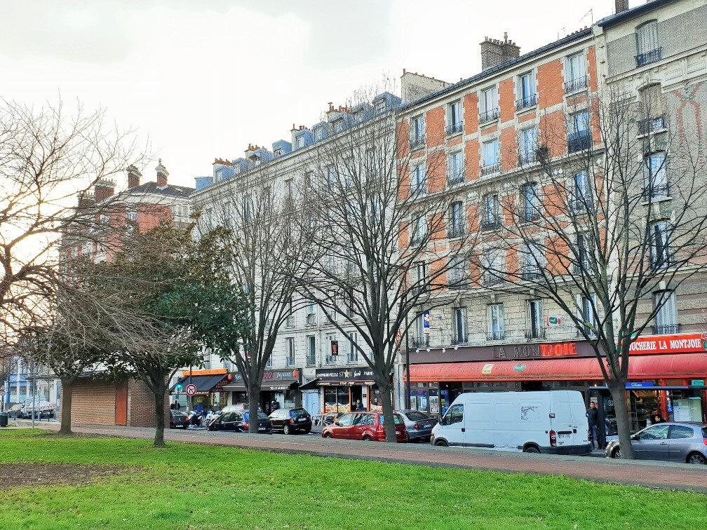 Appartement à vendre 1 17m2 à Saint-Denis vignette-1