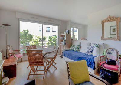 Appartement à louer 2 53.47m2 à Issy-les-Moulineaux vignette-6