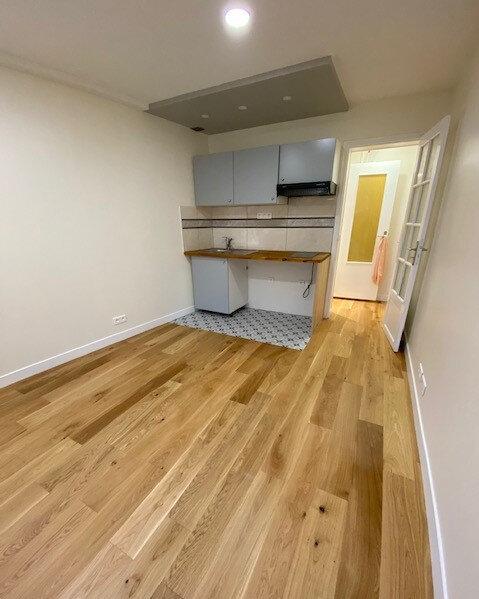 Appartement à louer 1 16m2 à Aubervilliers vignette-1