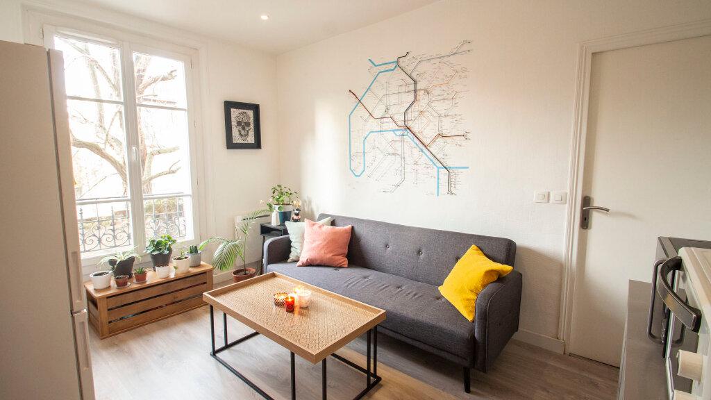Appartement à louer 2 37m2 à Saint-Denis vignette-1