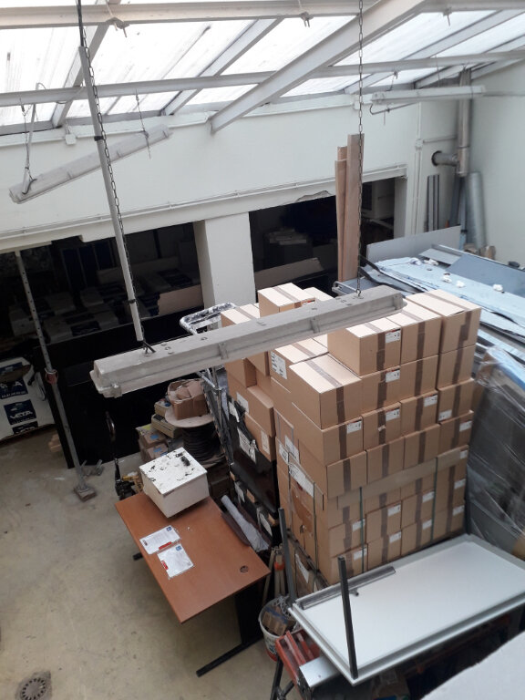 Immeuble à vendre 0 653m2 à Aubervilliers vignette-8