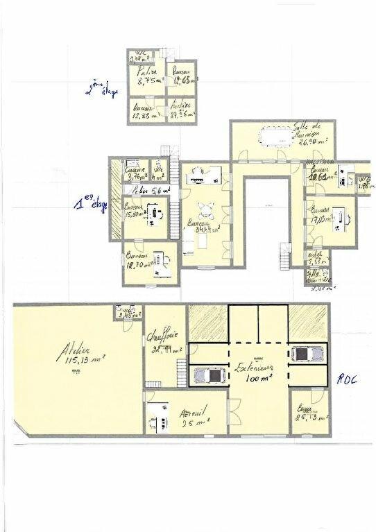Immeuble à vendre 0 653m2 à Aubervilliers vignette-18