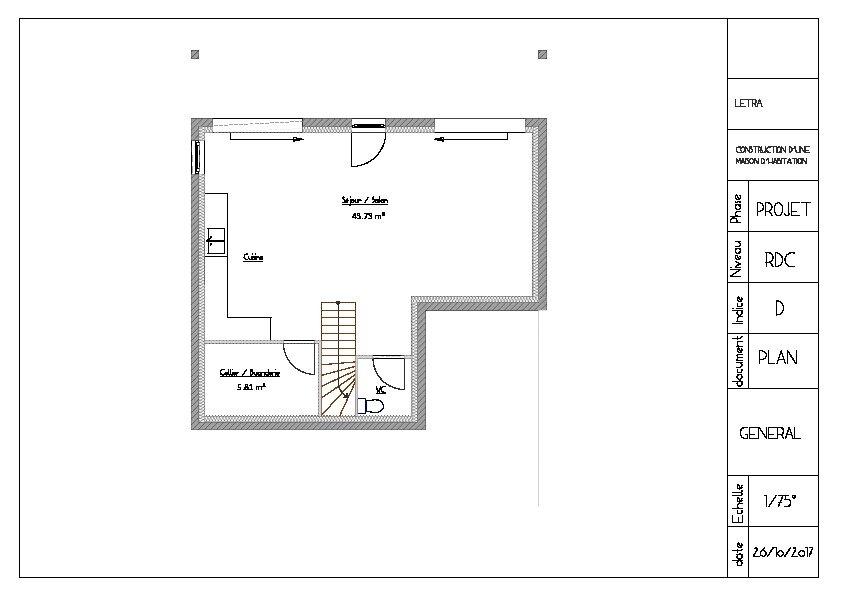 Maison à vendre 5 130m2 à Létra vignette-6