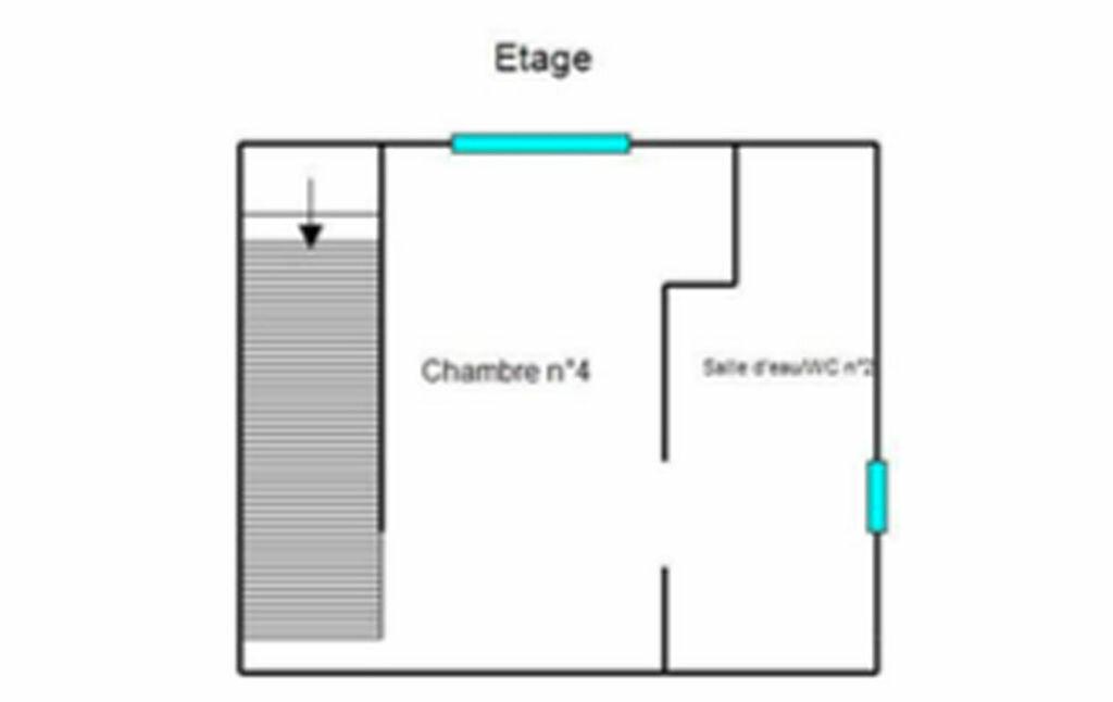 Maison à vendre 5 146m2 à Mandelieu-la-Napoule plan-2