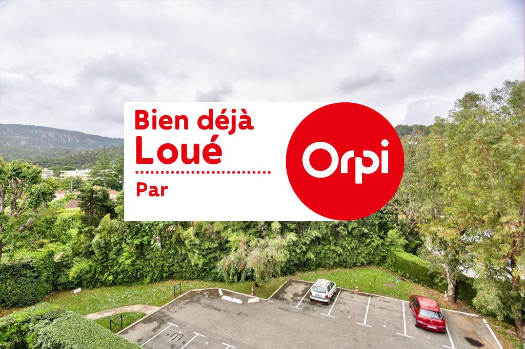 Appartement à louer 1 28.91m2 à Mandelieu-la-Napoule vignette-1