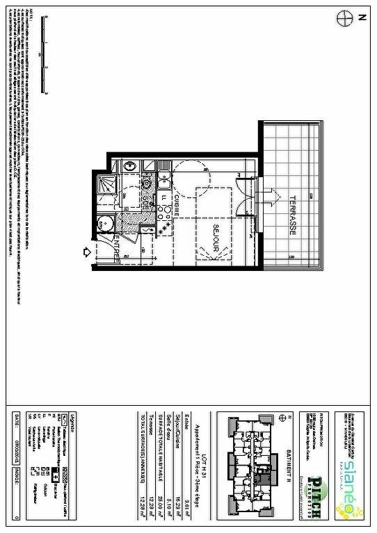 Appartement à vendre 1 24.94m2 à Mandelieu-la-Napoule vignette-4