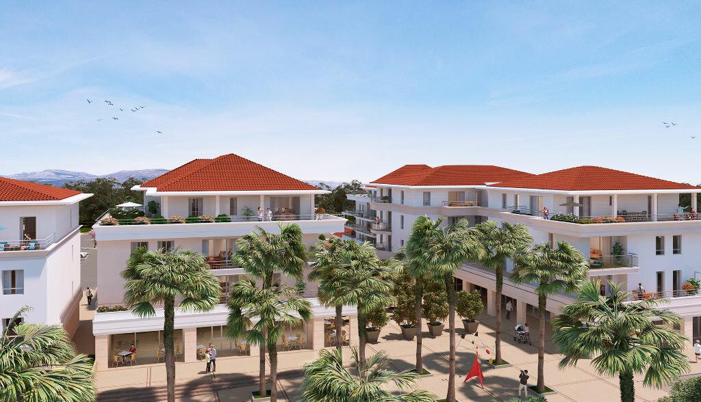 Appartement à vendre 3 60.83m2 à Mandelieu-la-Napoule vignette-2