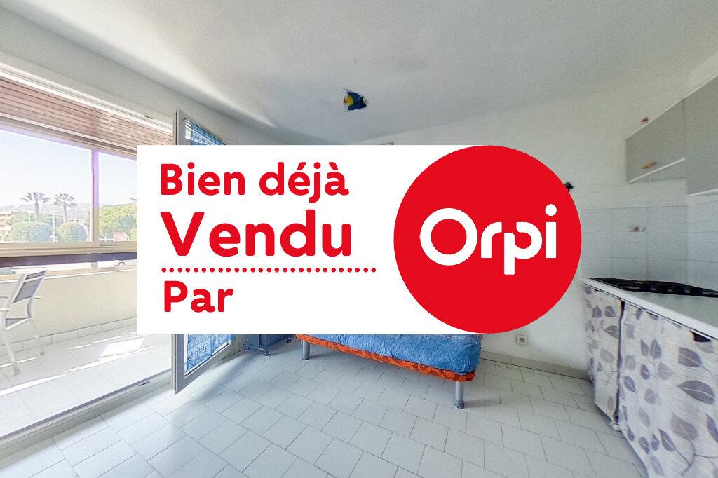 Appartement à vendre 2 27.82m2 à Mandelieu-la-Napoule vignette-1