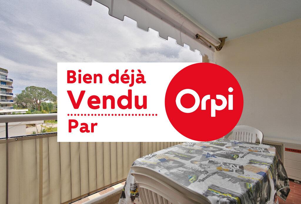 Appartement à vendre 1 28.77m2 à Mandelieu-la-Napoule vignette-1