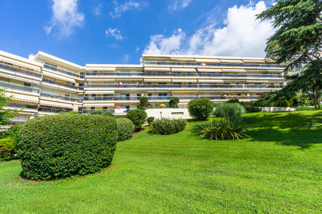 Appartement à louer 1 29.55m2 à Mandelieu-la-Napoule vignette-2