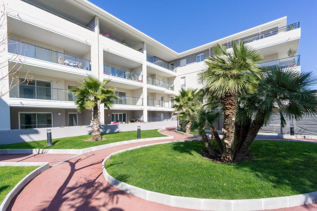 Appartement à louer 1 27.3m2 à Mandelieu-la-Napoule vignette-2