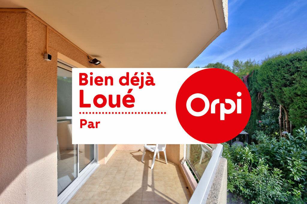 Appartement à louer 2 30.7m2 à Mandelieu-la-Napoule vignette-1