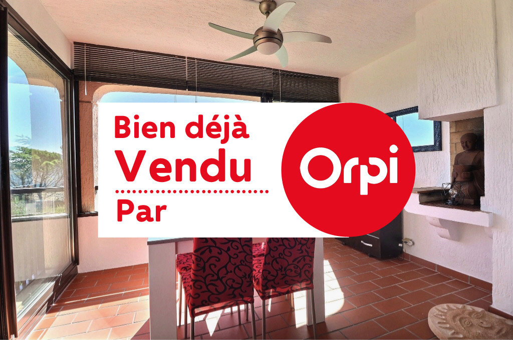 Appartement à vendre 1 30.64m2 à Mandelieu-la-Napoule vignette-1