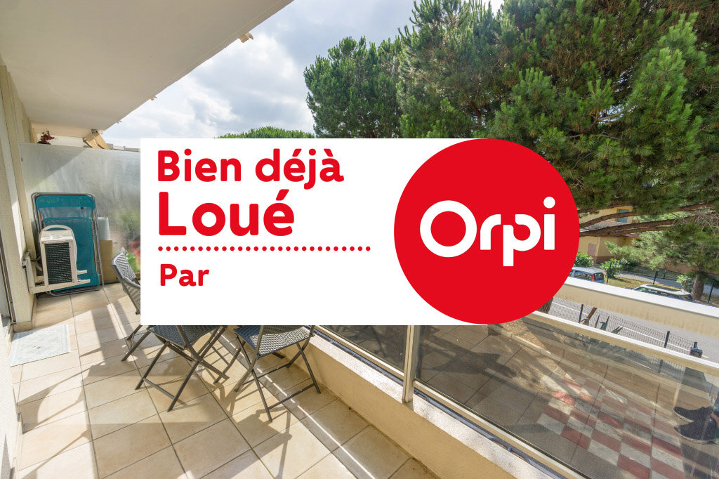 Appartement à louer 2 31.62m2 à Mandelieu-la-Napoule vignette-1