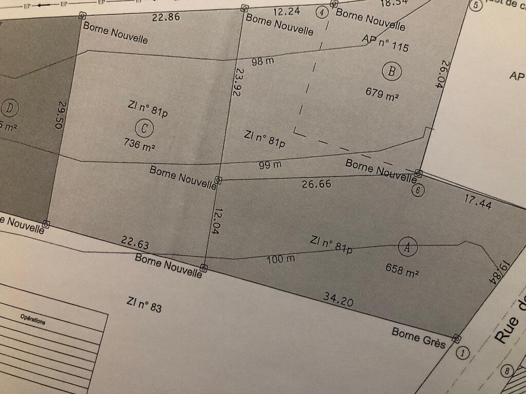 Terrain à vendre 0 658m2 à Saint-Rémy-la-Vanne vignette-1