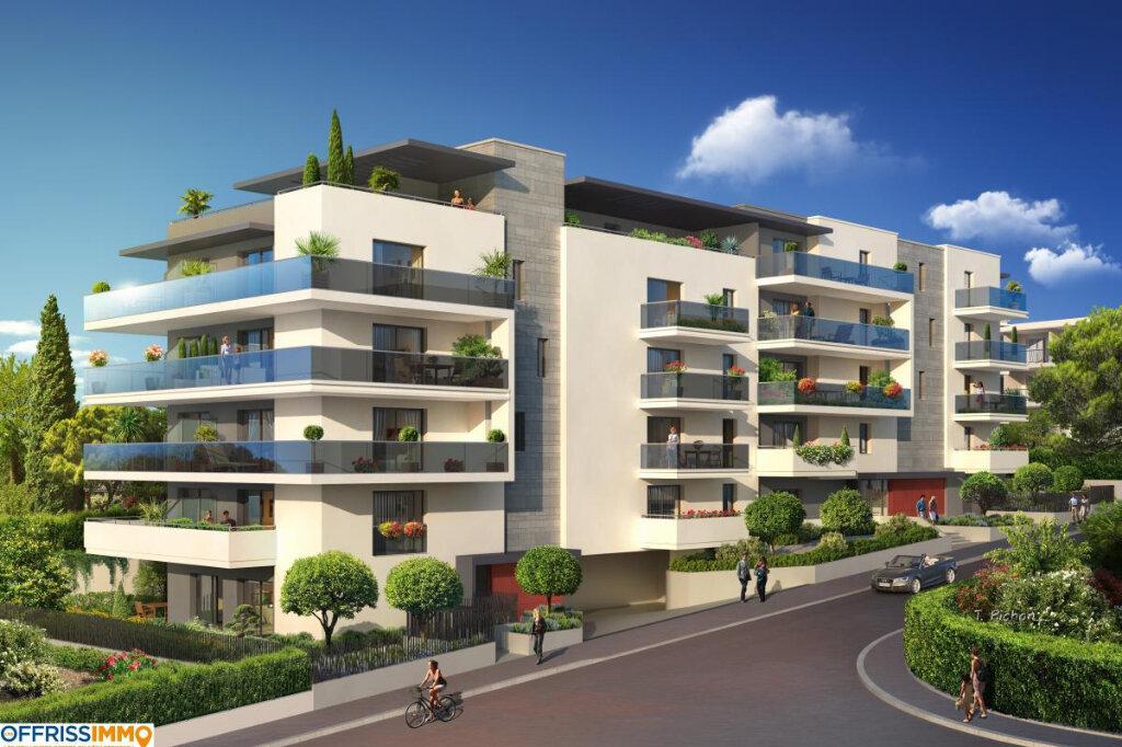 Appartement à vendre 3 60m2 à Cagnes-sur-Mer vignette-4