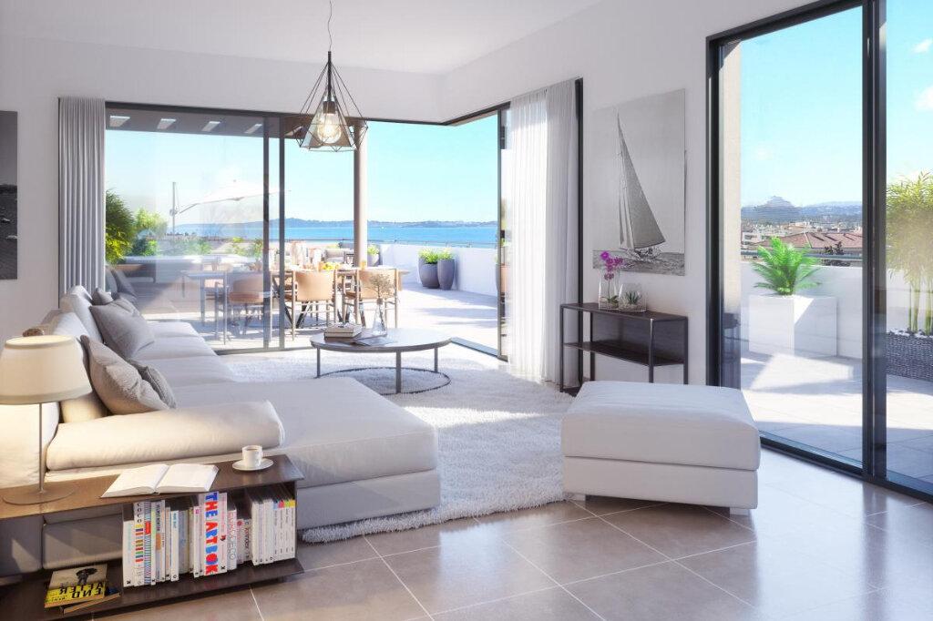 Appartement à vendre 3 62m2 à Cagnes-sur-Mer vignette-3