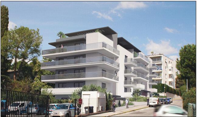 Appartement à vendre 1 25m2 à Cagnes-sur-Mer vignette-1