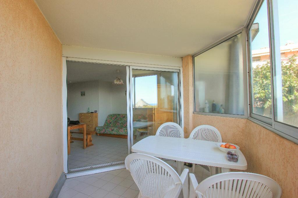 Appartement à vendre 1 25m2 à Villeneuve-Loubet vignette-3