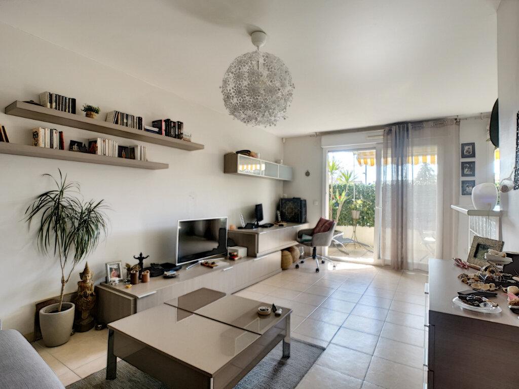 Appartement à vendre 2 45.4m2 à Villeneuve-Loubet vignette-2