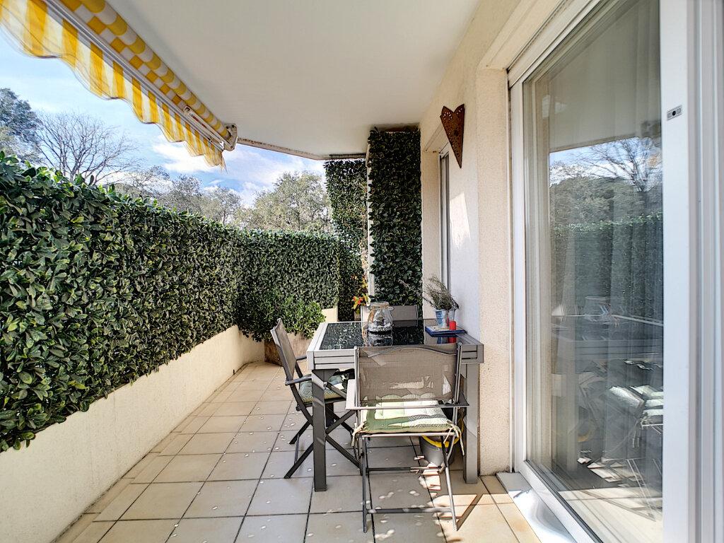 Appartement à vendre 2 45.4m2 à Villeneuve-Loubet vignette-7