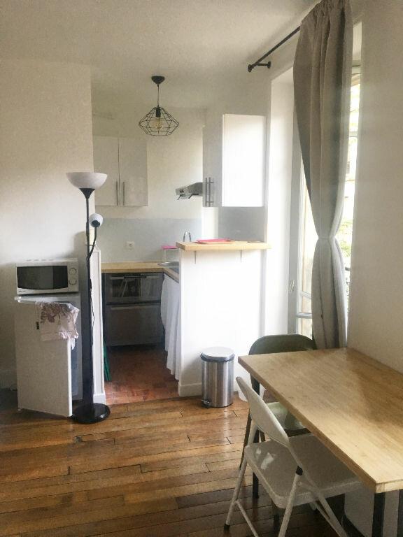Appartement à louer 2 29.42m2 à Paris 18 vignette-1