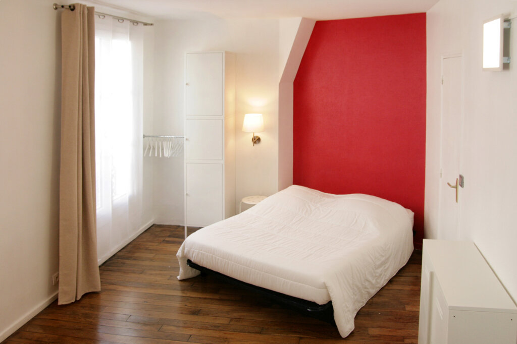 Appartement à louer 1 24.75m2 à Paris 20 vignette-1