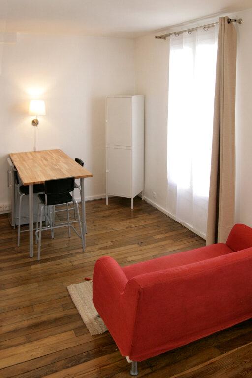 Appartement à louer 1 24.75m2 à Paris 20 vignette-3