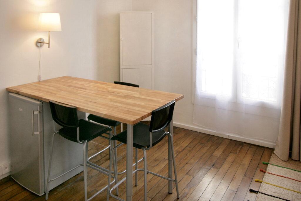 Appartement à louer 1 24.75m2 à Paris 20 vignette-4